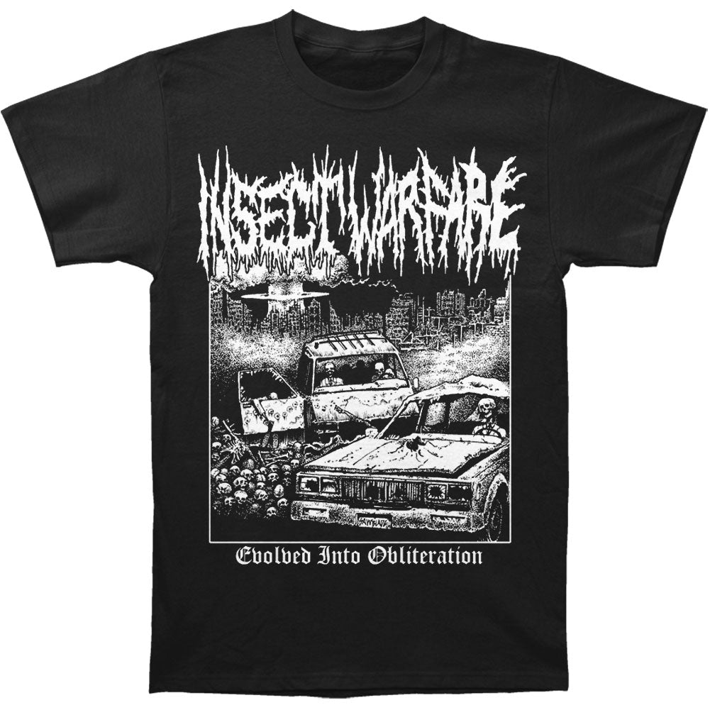 Evolved Into Obliteration T-shirt