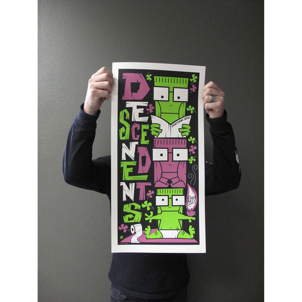 Since 1977 (Colorway 2) by Dave Perillo Limited Screenprint