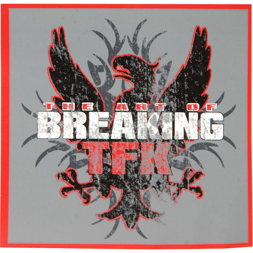 Thousand Foot Krutch The Art Of Breaking Sticker