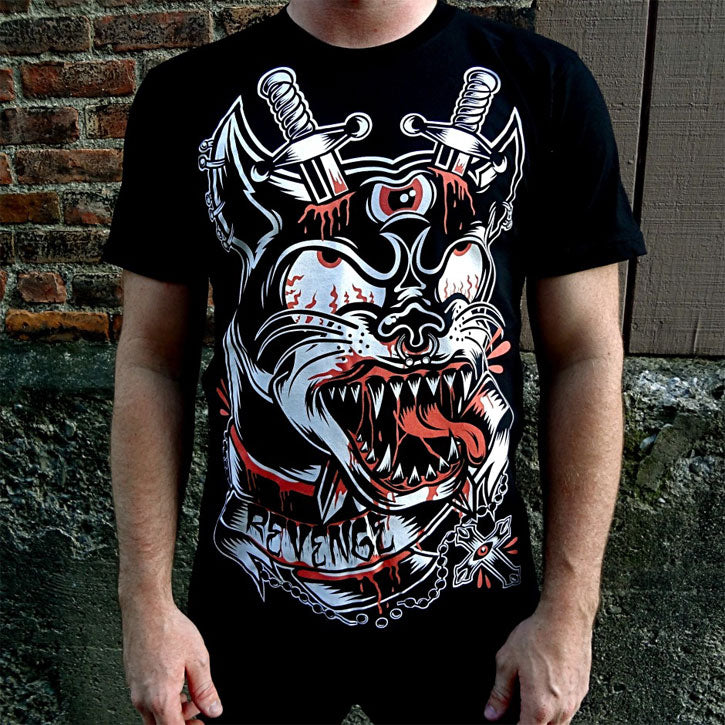 Dead End Threads Karma Panther T-shirt