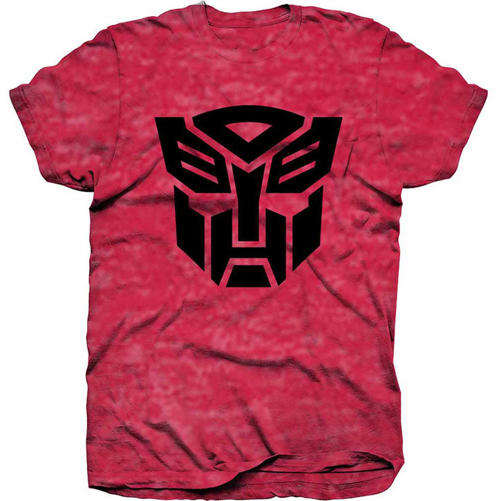 Autobot Shield Black T-shirt