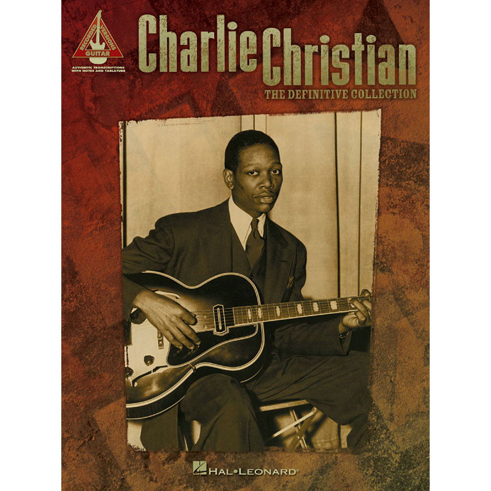 Charlie Christian - The Definitive Collection Music Book