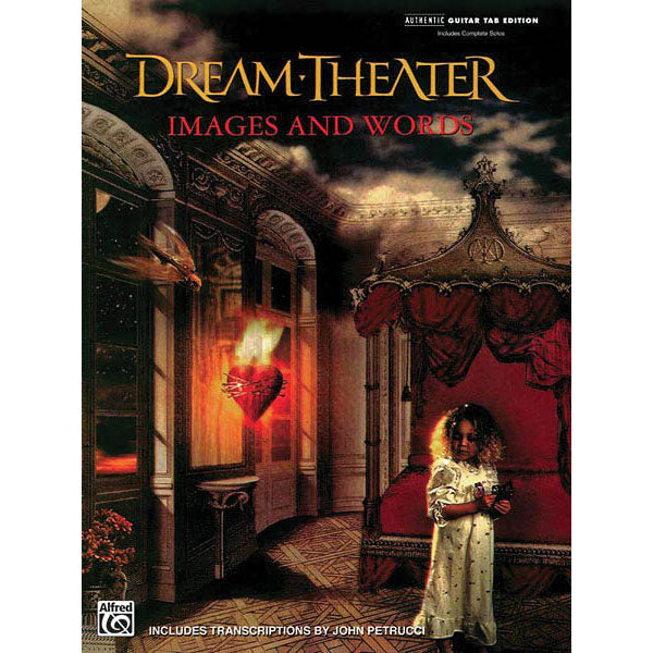 Dream Theater - Images and Words Music Book