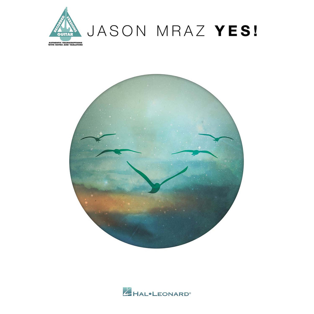 Jason Mraz - Yes! Music Book