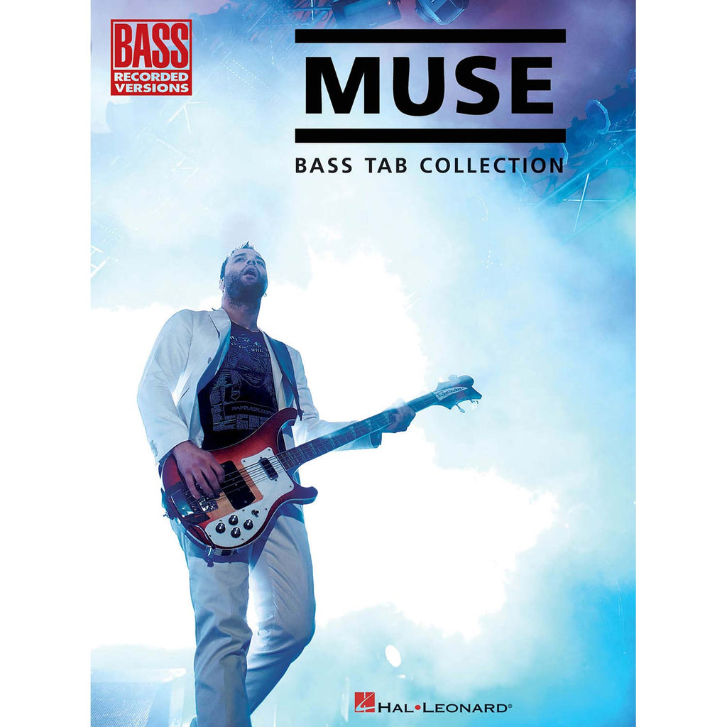 Muse - Bass Tab Collection Music Book