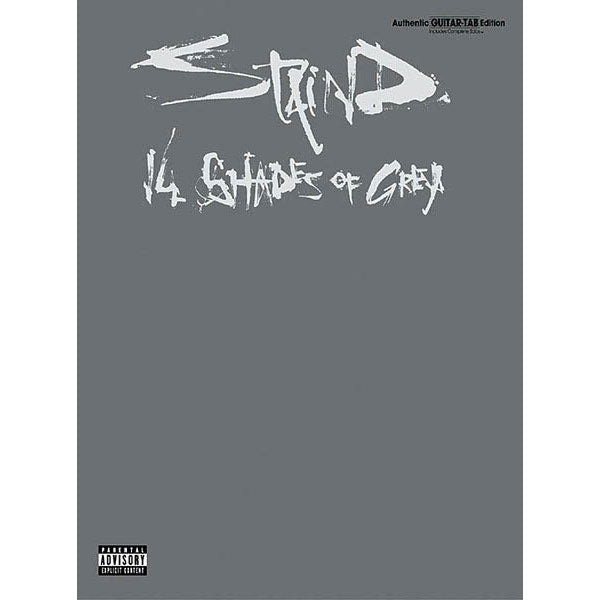Staind - 14 Shades of Grey Music Book