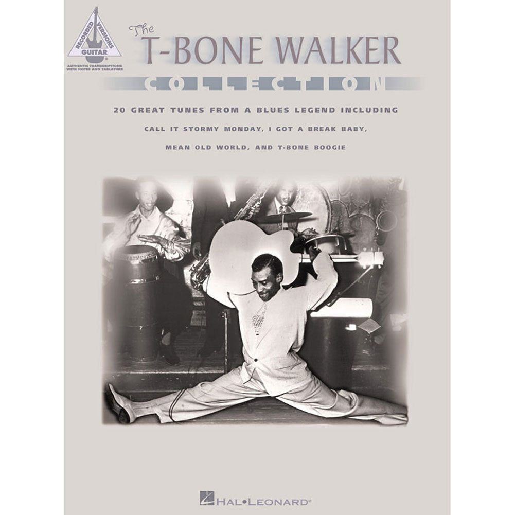 The T-Bone Walker Collection Music Book