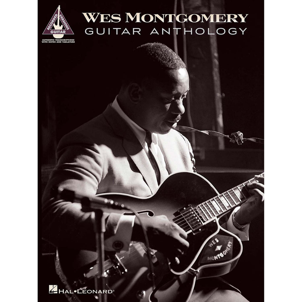 Wes Montgomery Guitar Anthology Music Book