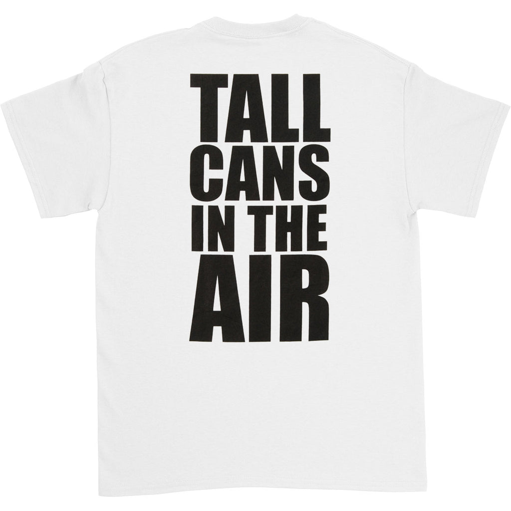 Tall Cans Tee (White) T-shirt