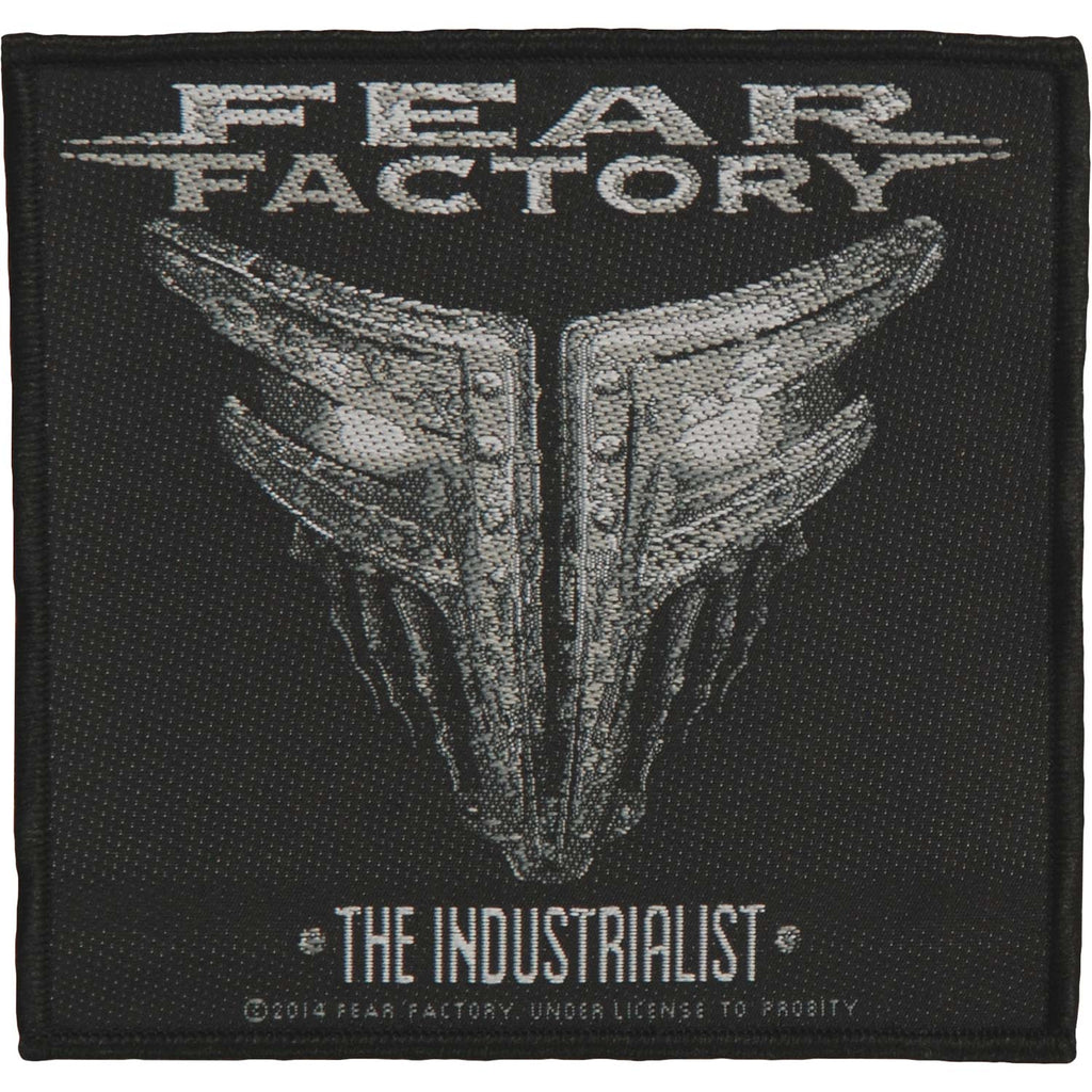 The Industrialist Woven Patch