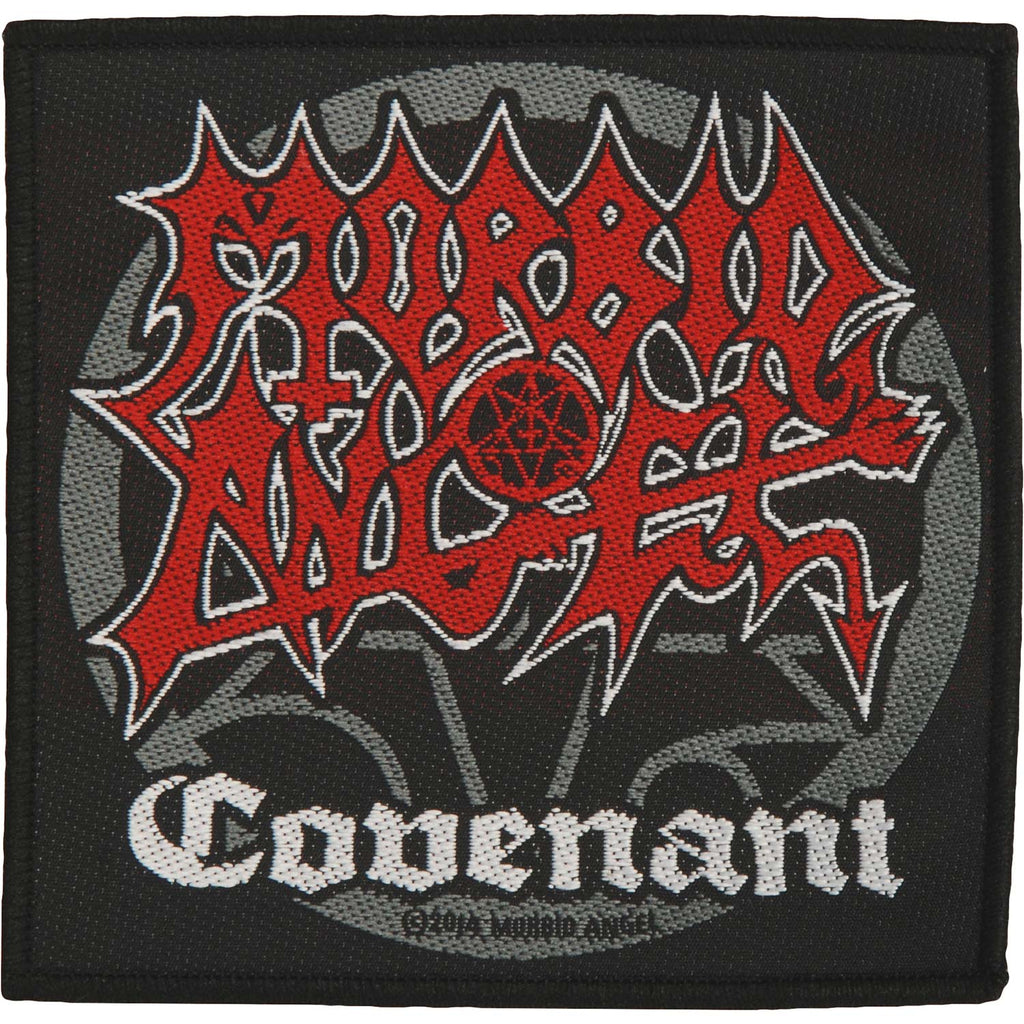 Covenant Woven Patch