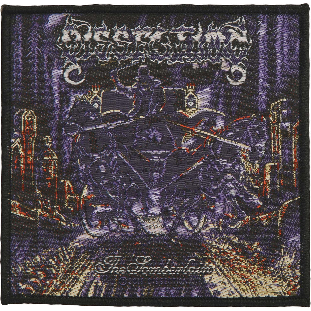 The Somberlain Woven Patch