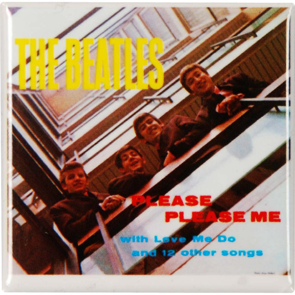 Please Me Pewter Pin Badge