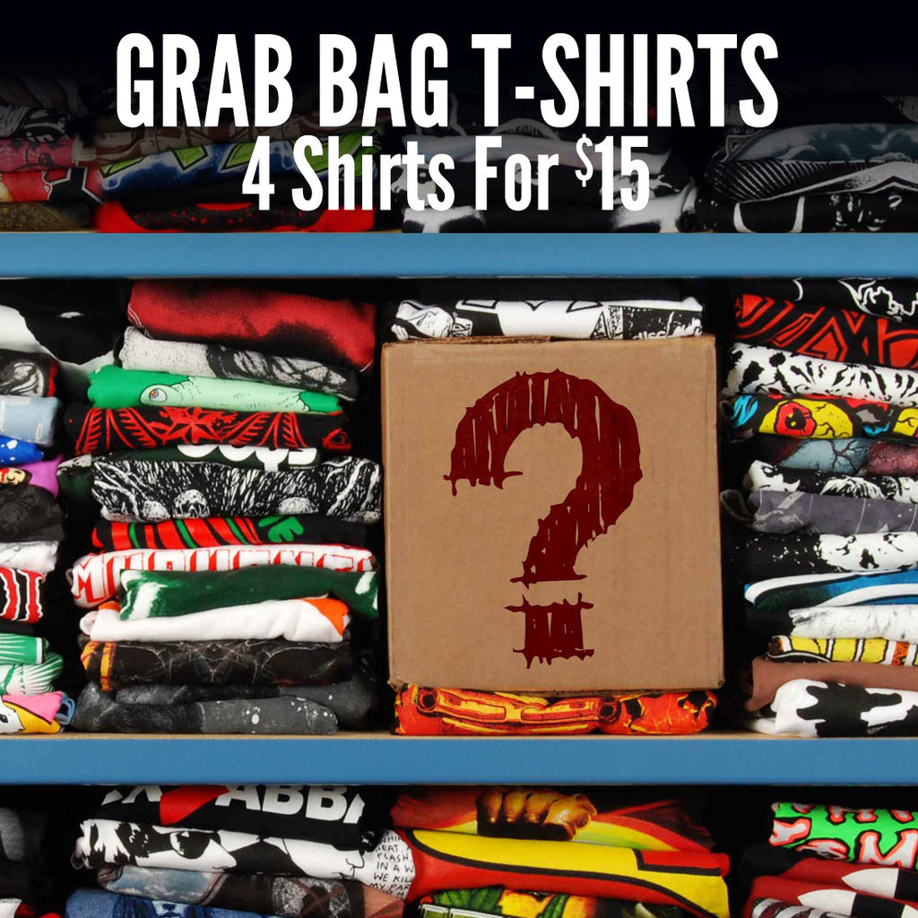 4 T-Shirts For $15 T-shirt