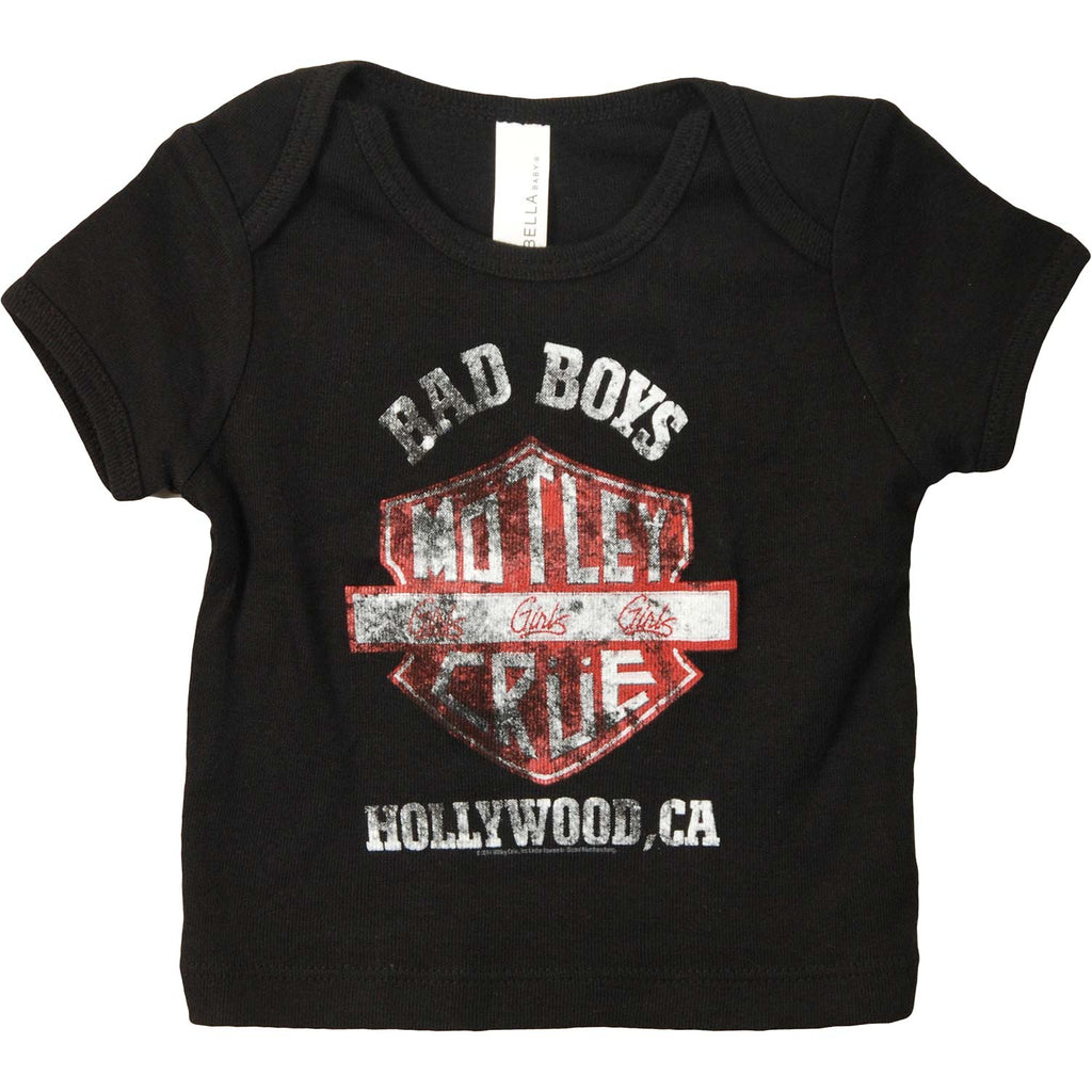 Bad Boys Shield Childrens T-shirt