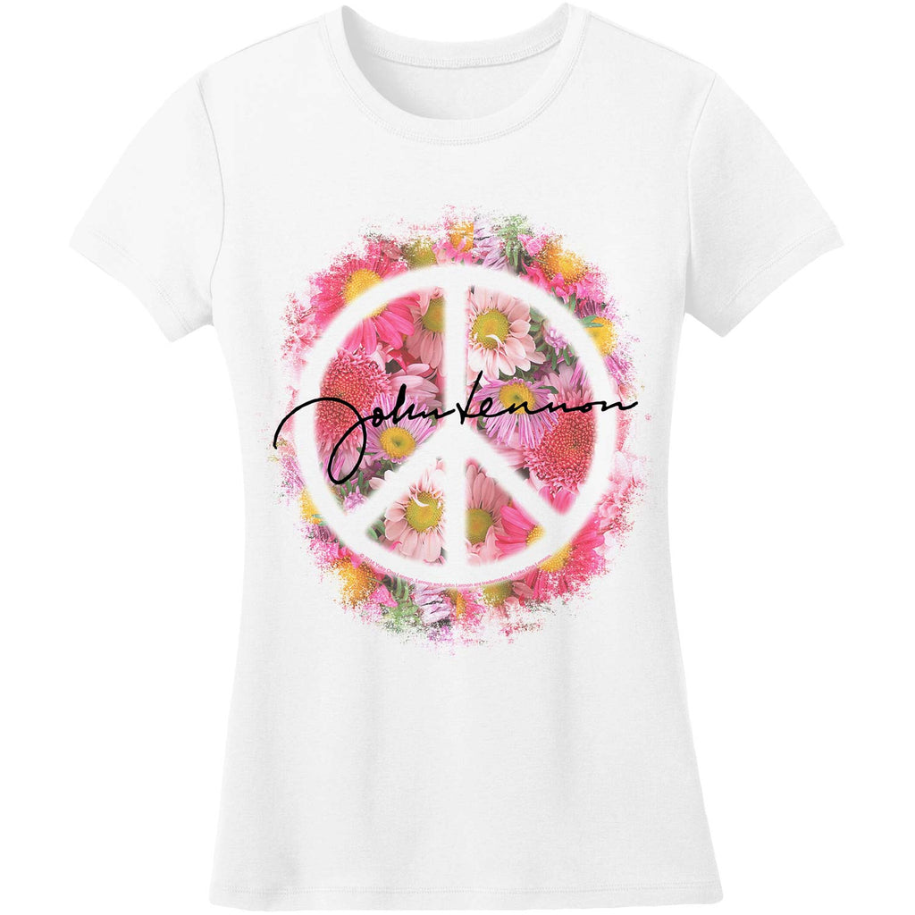 John Lennon Peace Soft Junior Top