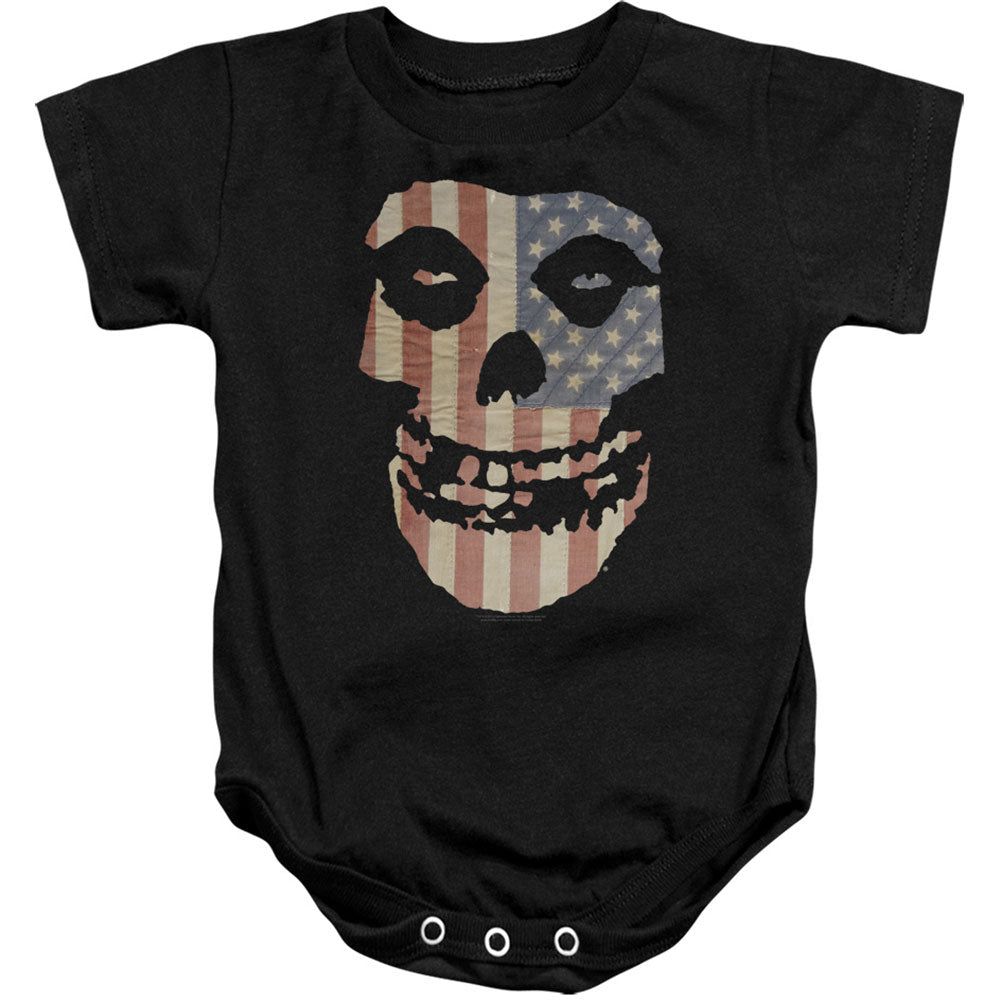 Fiend Flag  100% Cotton Bodysuit