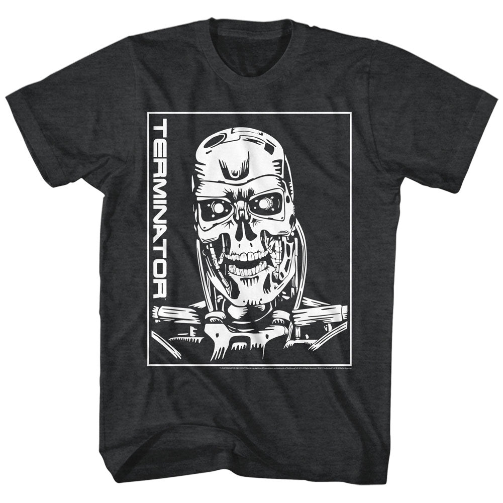 Machine Skull Slim Fit T-shirt