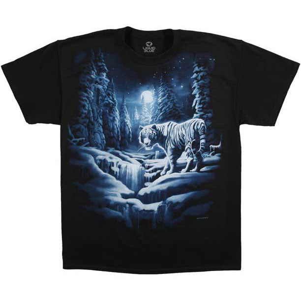 Snow Tiger T-shirt