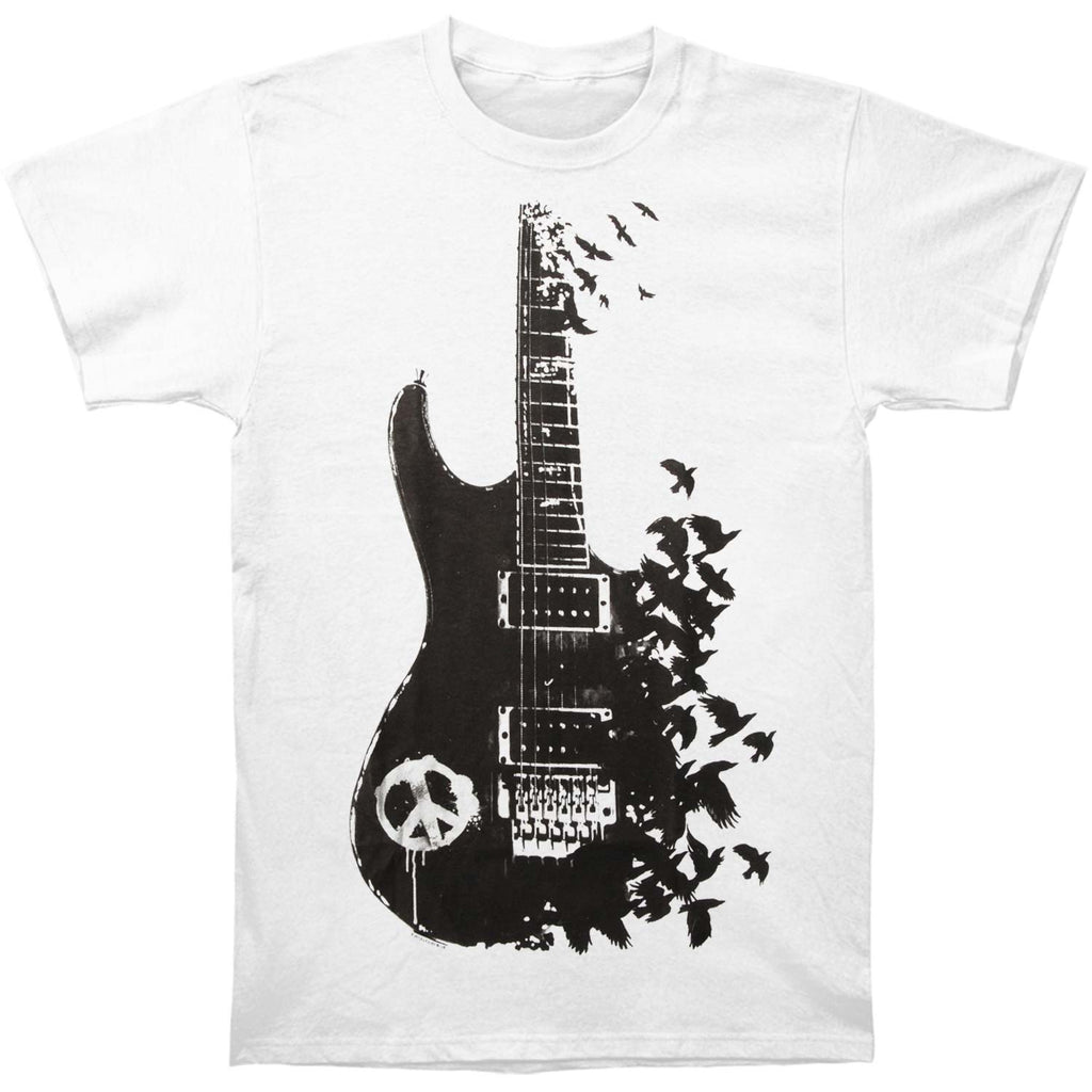 Crow Guitar T-shirt