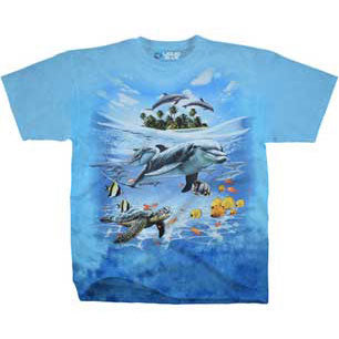 Dolphin Domain T-shirt