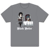 Sebastian & Ciel T Sebastian Anime Junior Top