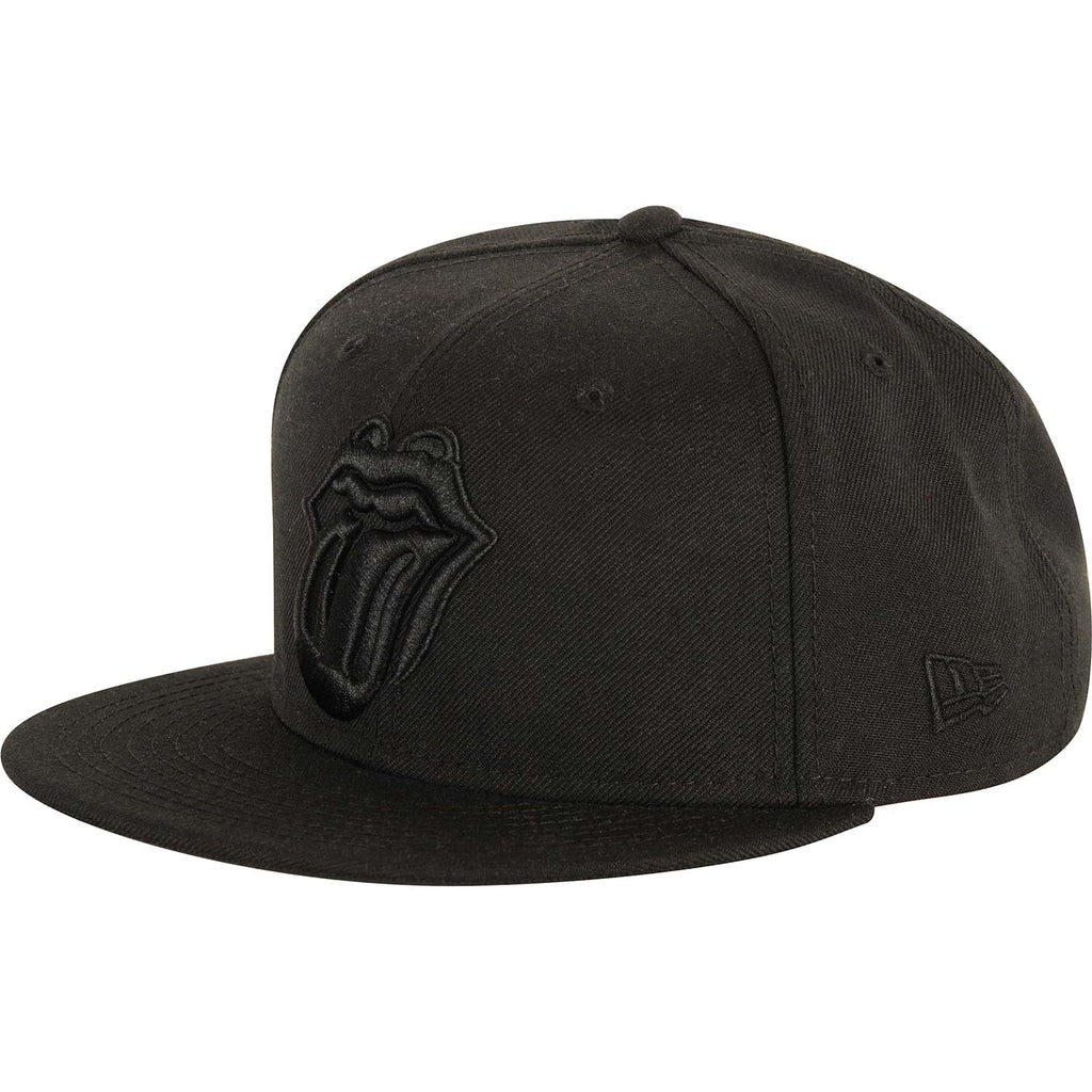 Black On Black Hat Baseball Cap