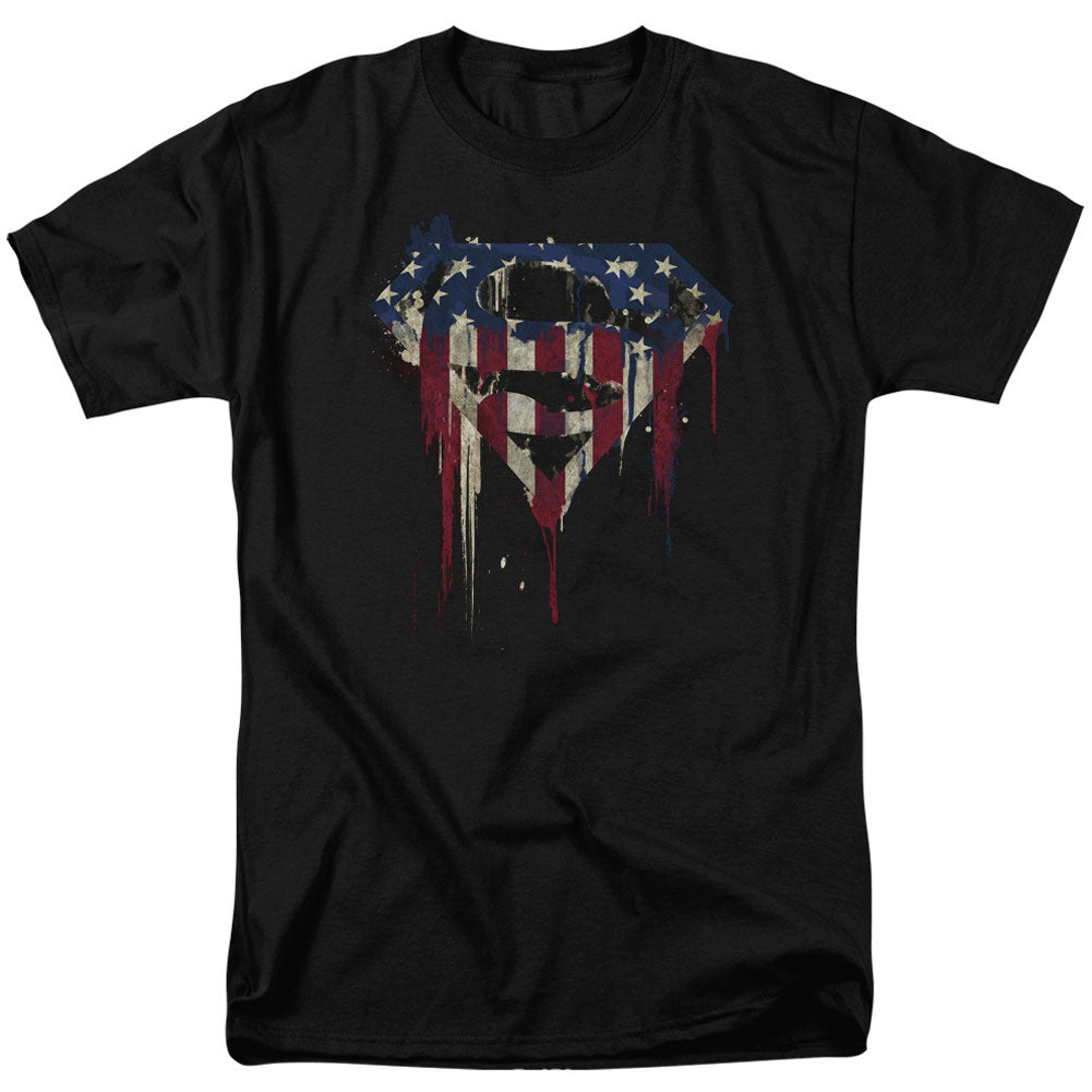 Bleeding Shield Adult T-shirt