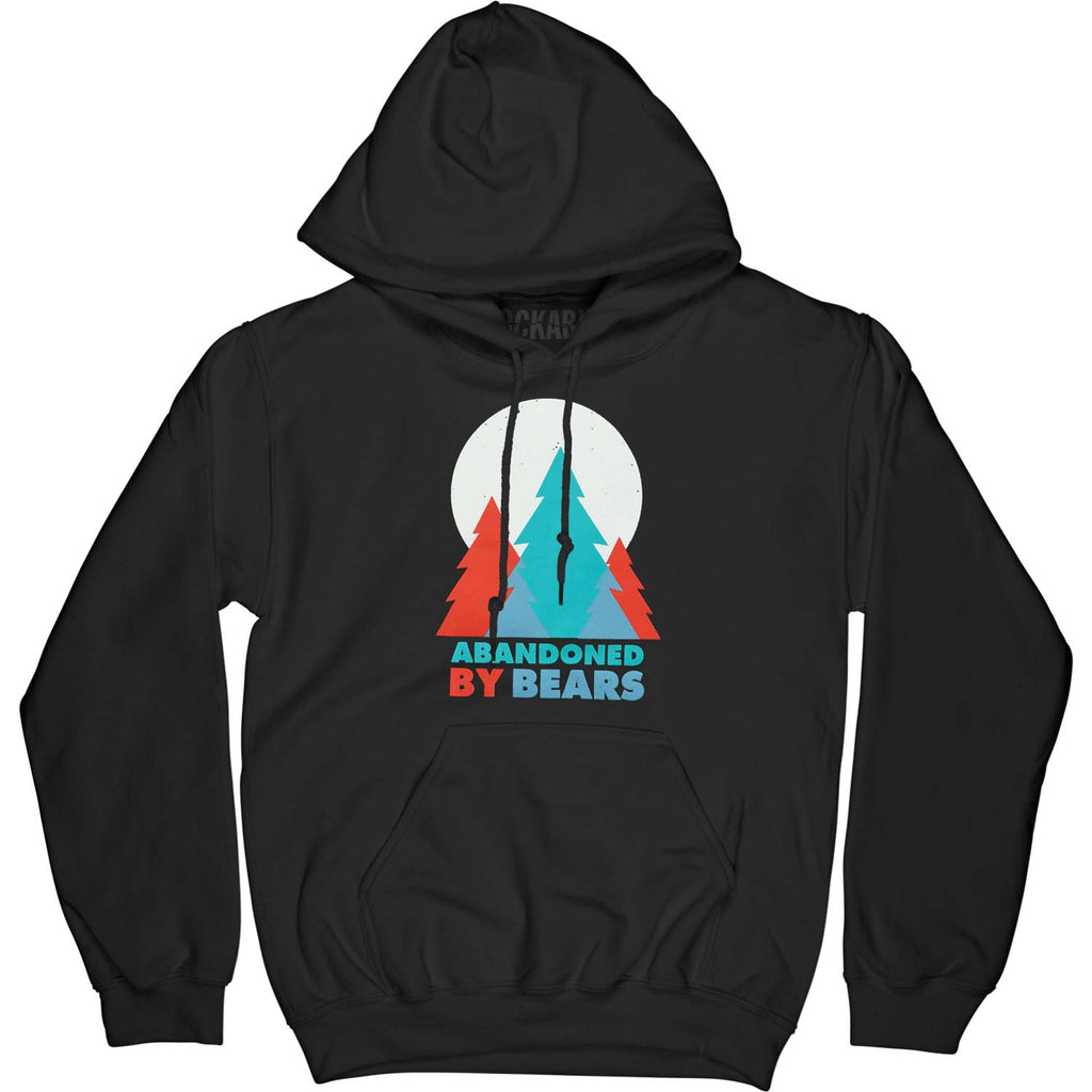 Trees Hooded Sweatshirt
