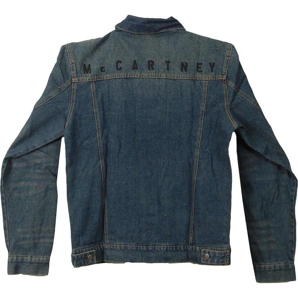 Paul McCartney Signature Denim Jacket