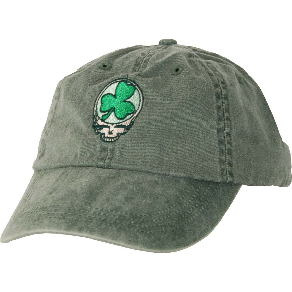 Shamrock Steal Your Face Baseball Cap