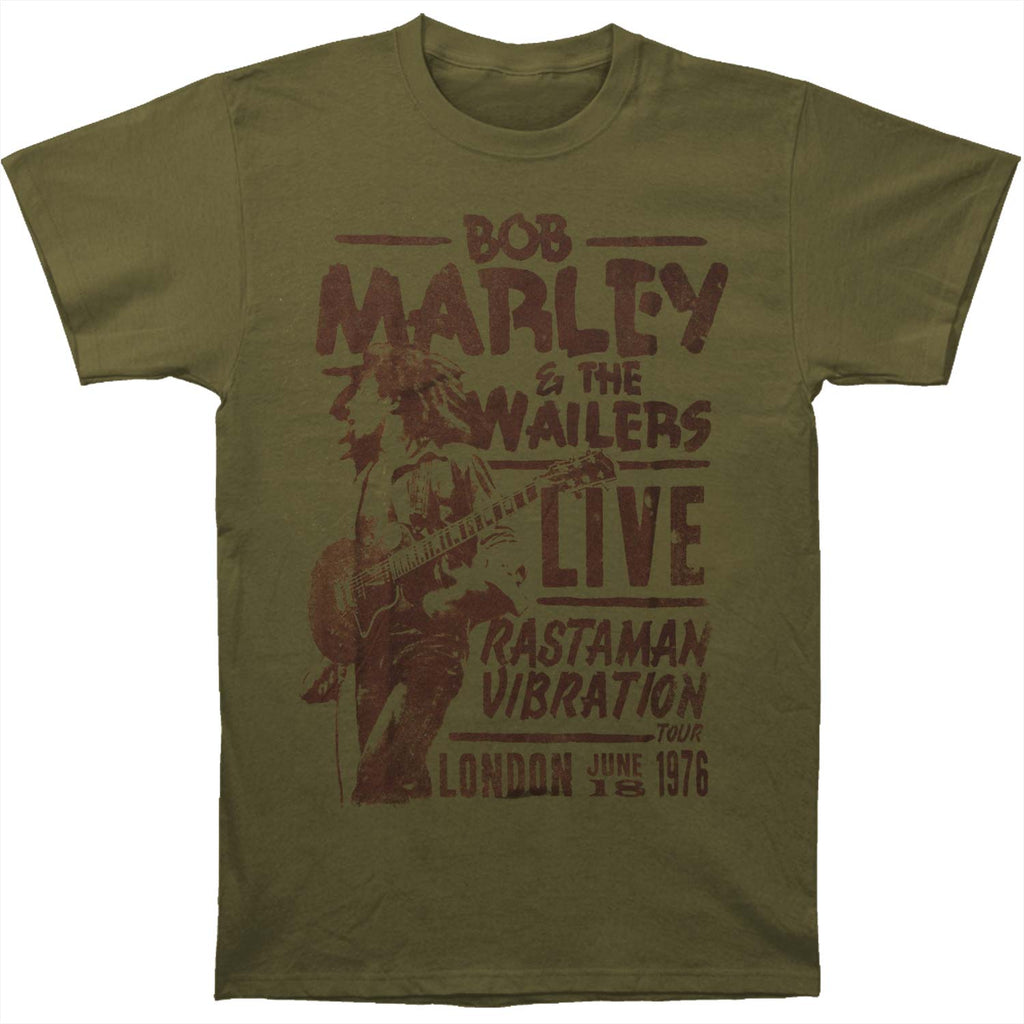 Rastaman Live In London T-shirt