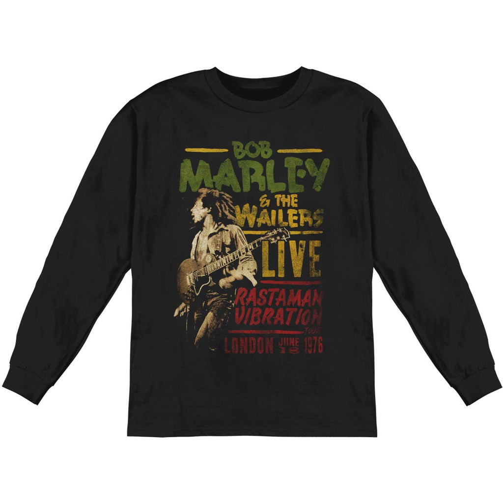 Rastaman Live In London Rasta  Long Sleeve