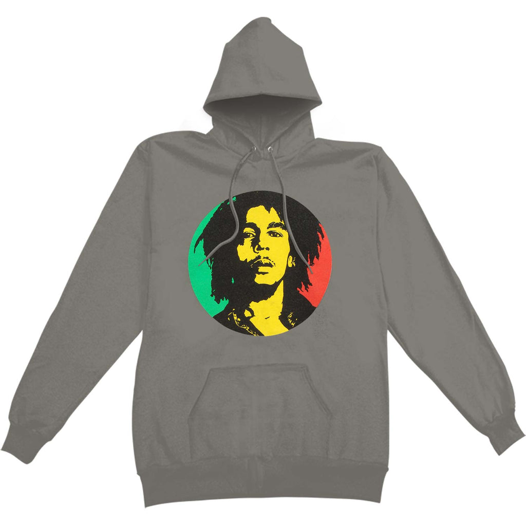 Rasta Circle Hoodie Hooded Sweatshirt