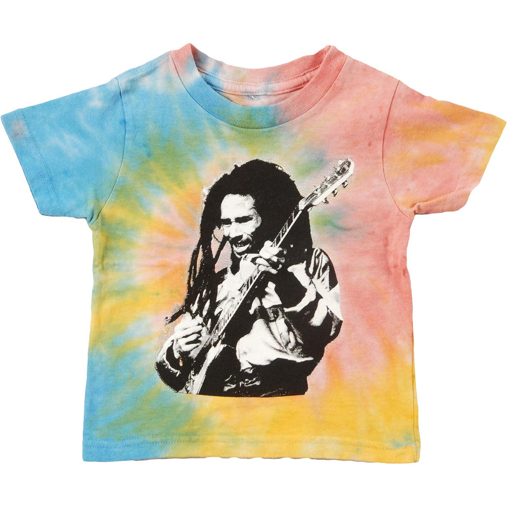 Live Tie Dye Toddler Childrens T-shirt