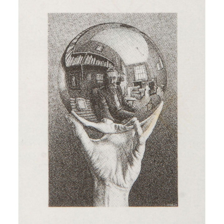 Hand With Sphere Domestic Poster