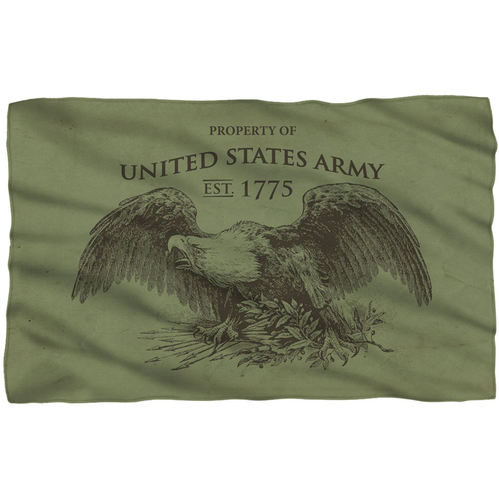 Property 36x58 Fleece Blanket