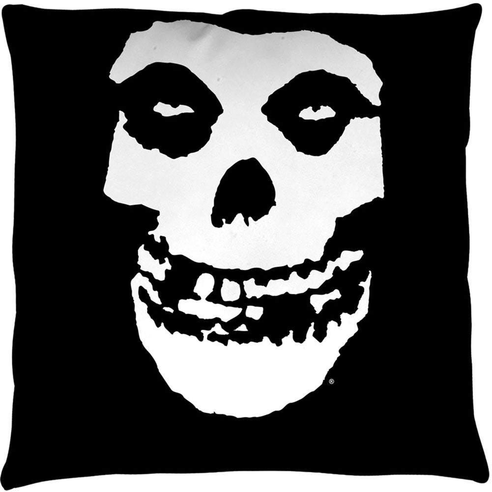 Fiend Skull 16x16 Pillow