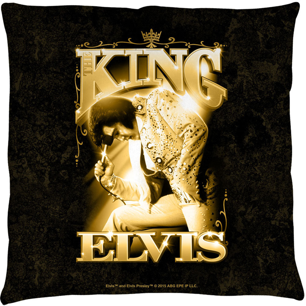 The King 16x16 Pillow