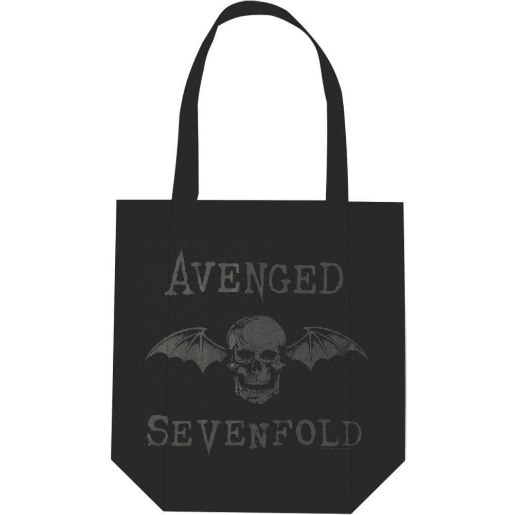 AVS Death Bat Tote Wallets & Handbags