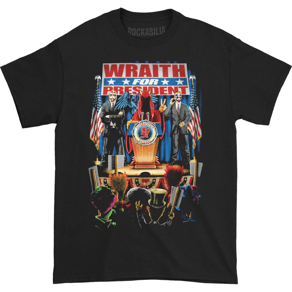 Wraith For President Mens Regular T T-shirt