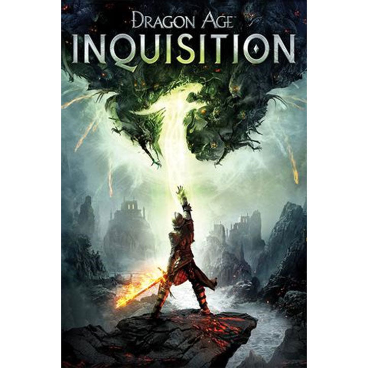 Inquisition Domestic Poster