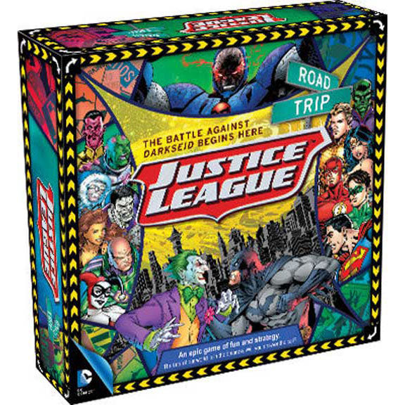 Justice League Game Game