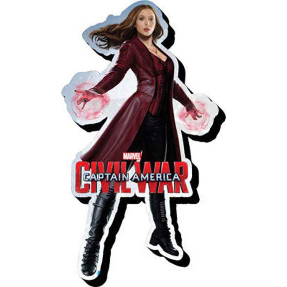 Scarlet Witch Magnet