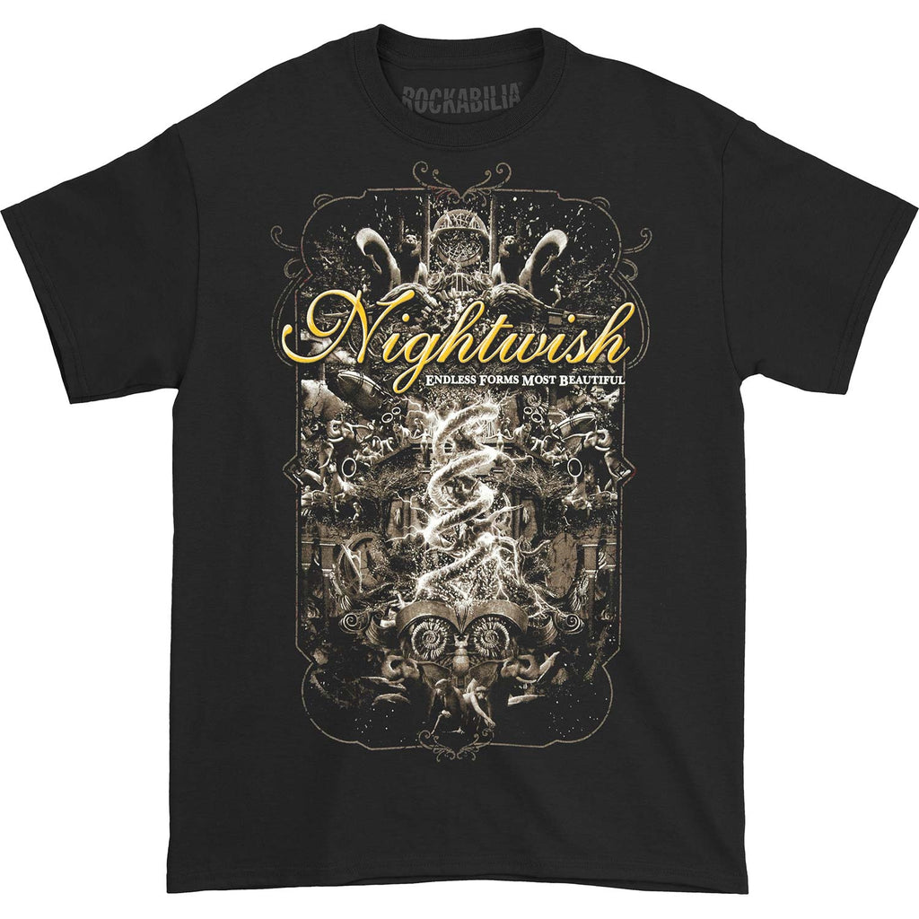 Nightwish Endless Forms North America 2016 T-shirt