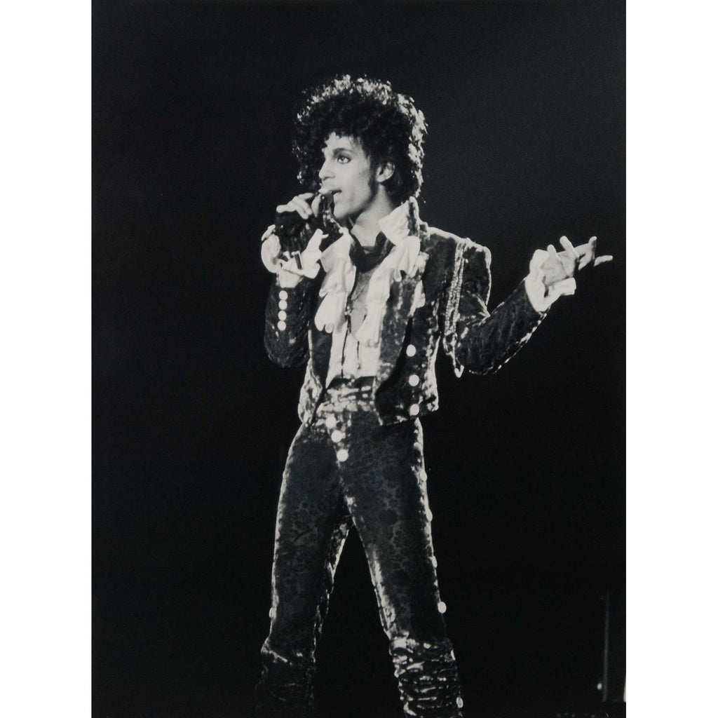 Purple Rain Tour 1984 Import Poster