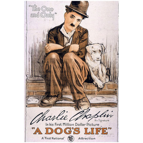 A Dog's Life Domestic Poster