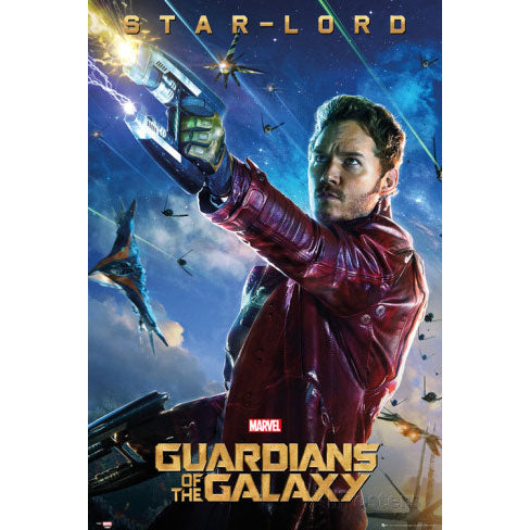 Star Lord Domestic Poster