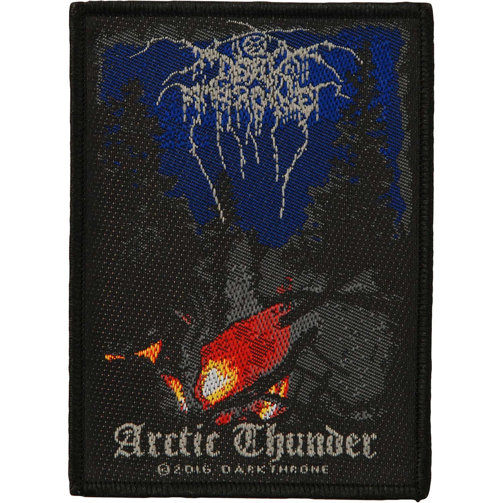 Arctic Thunder Woven Patch