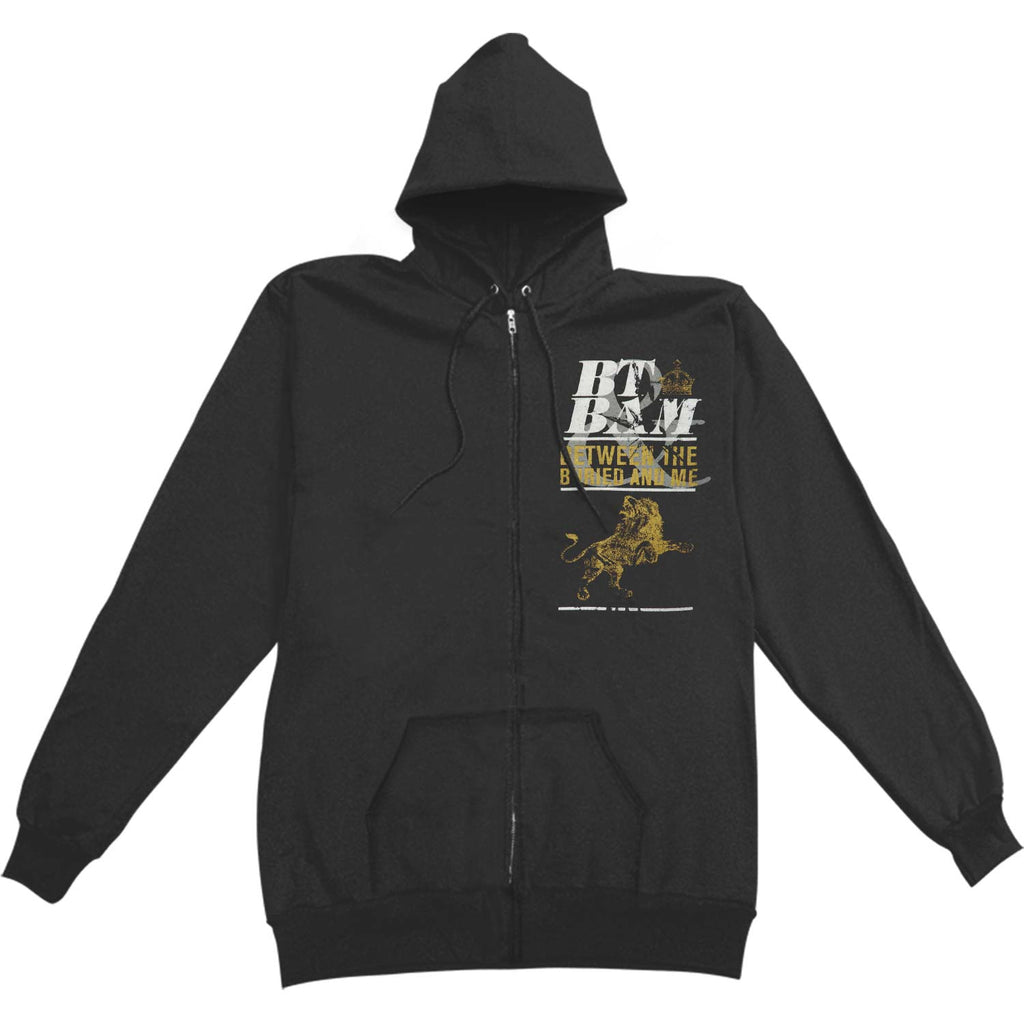Lion & Kings Zippered Hooded Sweatshirt